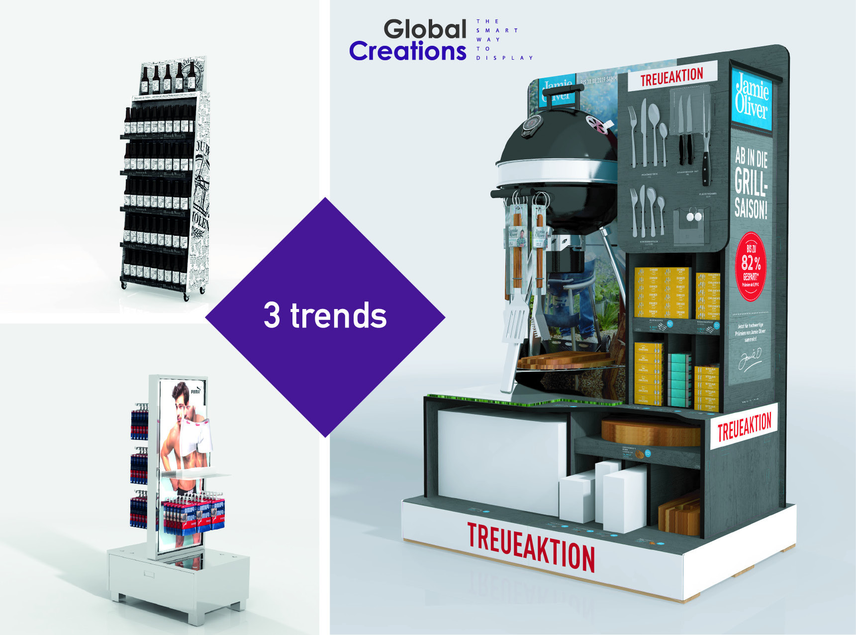 Trends op het gebied van displays: langere levensduur, toegevoegde waarde & gemak