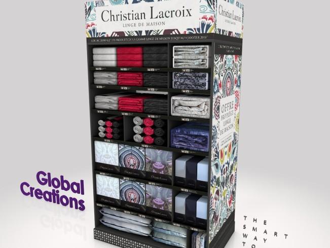 Maatwerk display kast bestellen