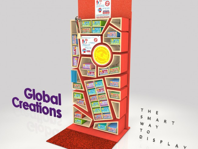 Specialist in instore communications and sweet stands and displays
