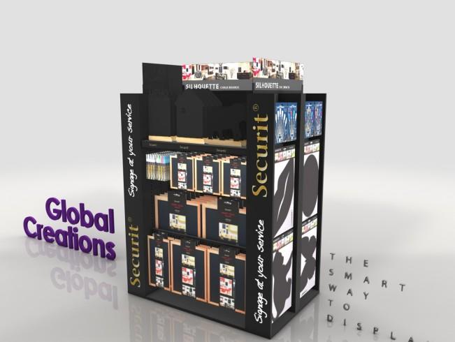 Order a custom display case