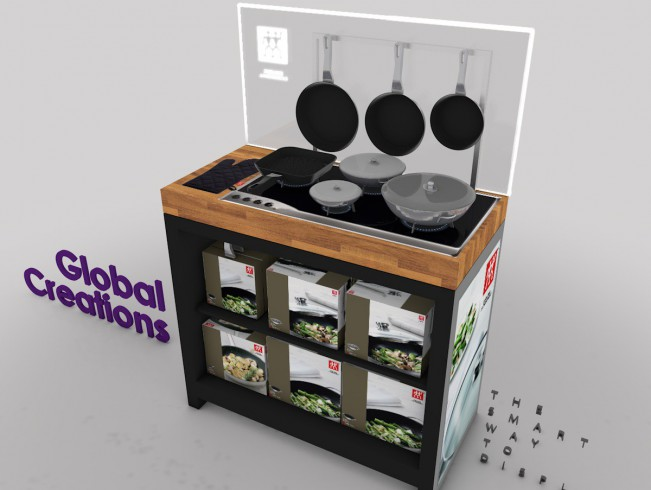 Specialist in product presentation displays