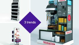 Trends op het gebied van displays