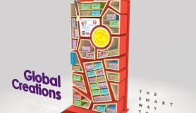 10 voorbeelden van opvallende winkeldisplays